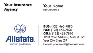 allstate insurance card