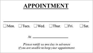 Appointment 04