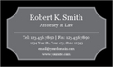 Lawyer Business Card 11