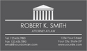 Lawyer Business Card 14