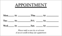 Appointment 03