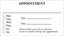 Appointment 05